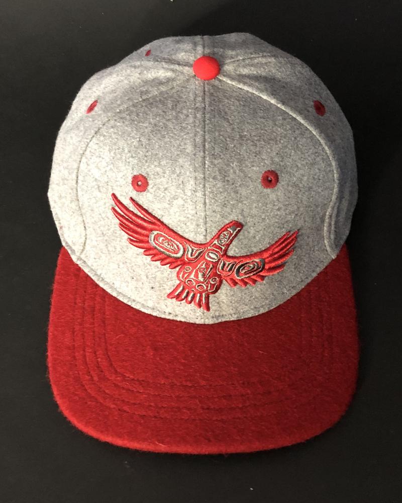 Soaring Eagle Snap Back Cap