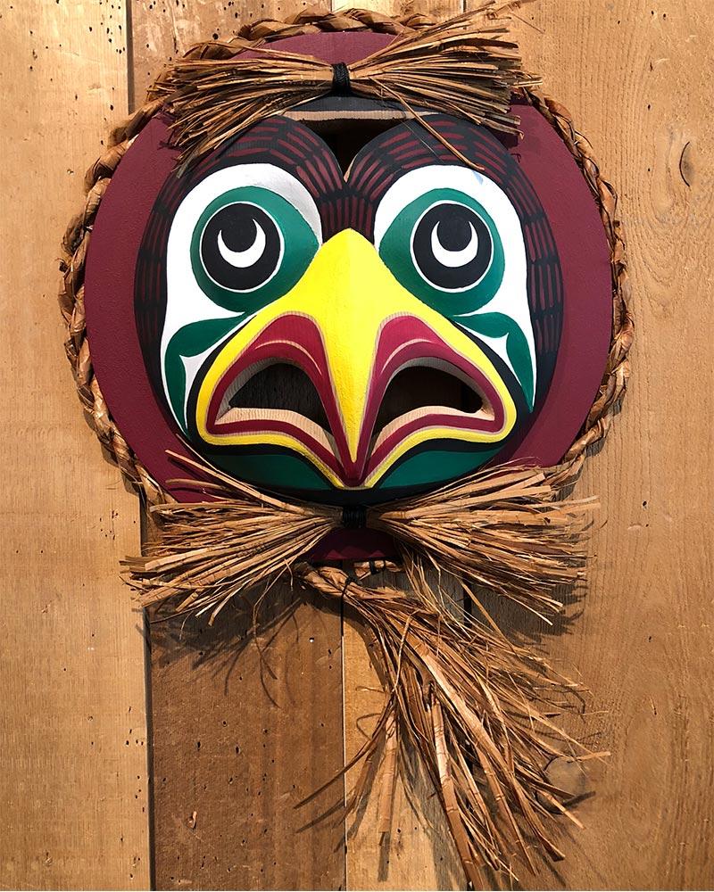 Owl Mask<br />Patrick Amos
