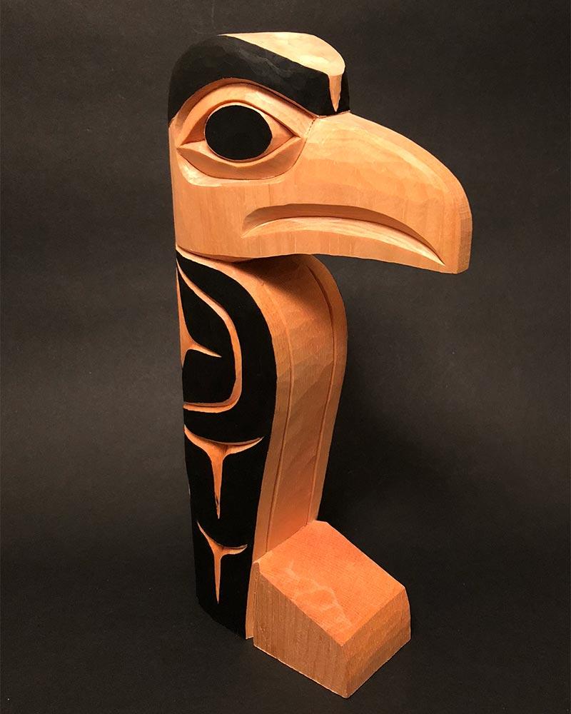 Raven Totem<br />Doug Horne Jr