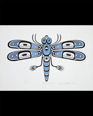 Dragonfly by William Wasden