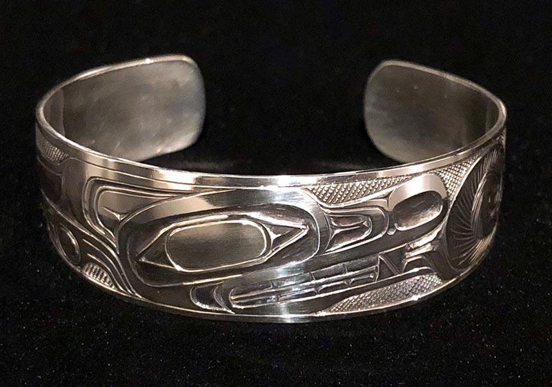 Wolf Bracelet<br />Ernest Swanson