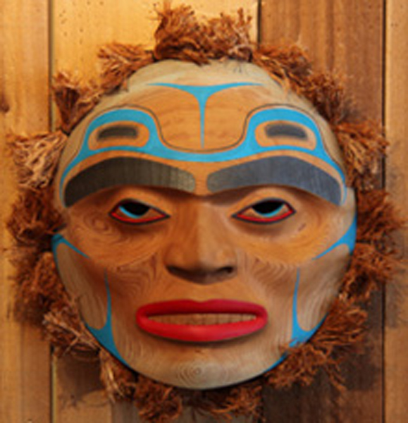 Bringer of Dreams Moon Mask<br />Klatle-bhi<br /><span class='sold'>SOLD</span>