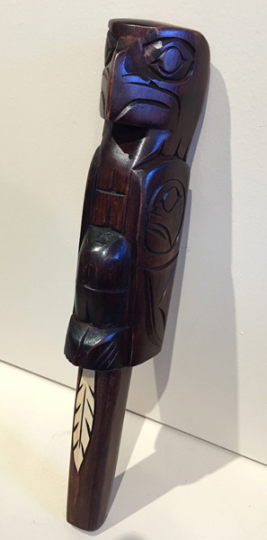 Eagle Talking Stick<br />Jim Yelton