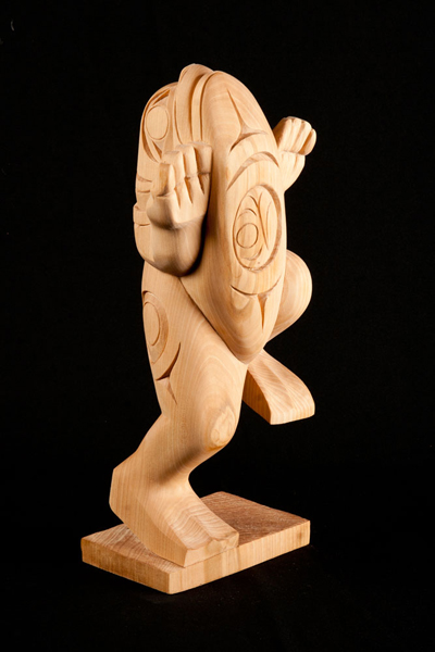 Dancing Frog<br />Doug Horne Jr<br /><span class='sold'>SOLD</span>