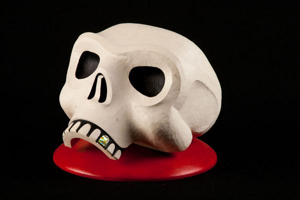 Skull Rattle<br />Dean Hunt