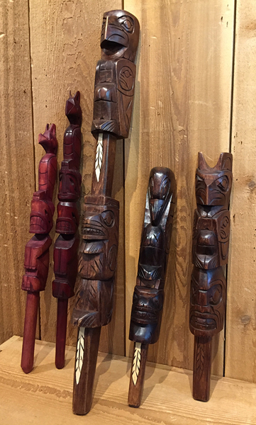 Talking Sticks<br />