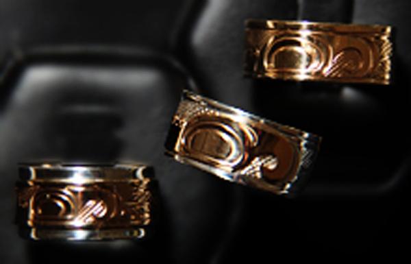 Rings<br />Justin Rivard