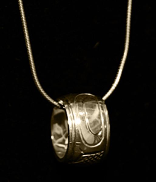 Necklace<br />Justin Rivard