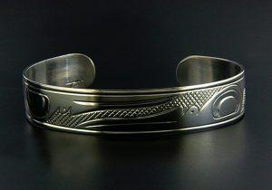 Double Hummingbird Bracelet by Justin Rivard