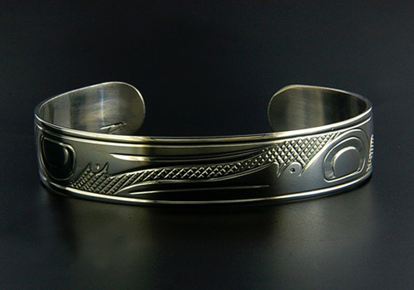 Double Hummingbird Bracelet<br />Justin Rivard