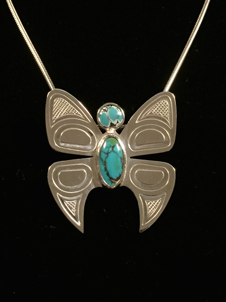 Butterfly Pendant<br />Justin Rivard