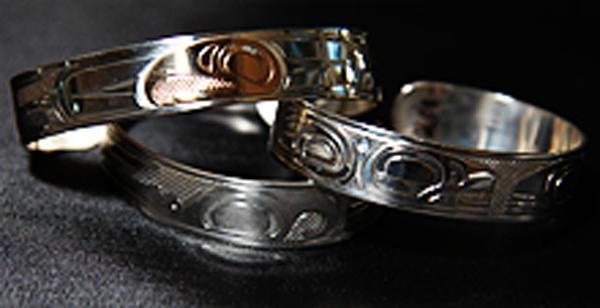 Bracelets<br />Justin Rivard