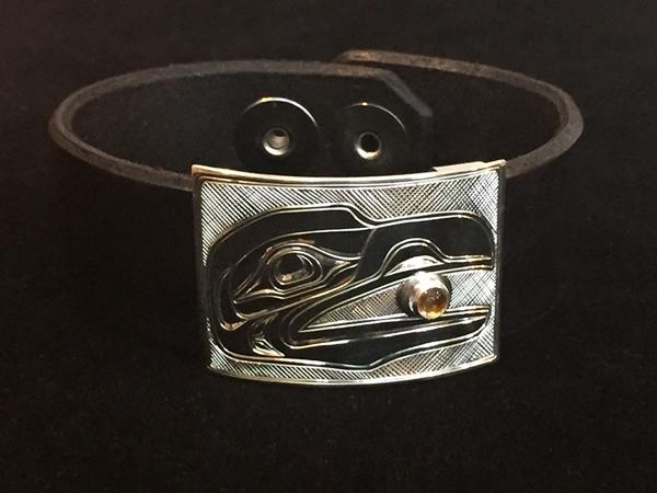 Leather Bracelet<br /></noscript>Chris Cook