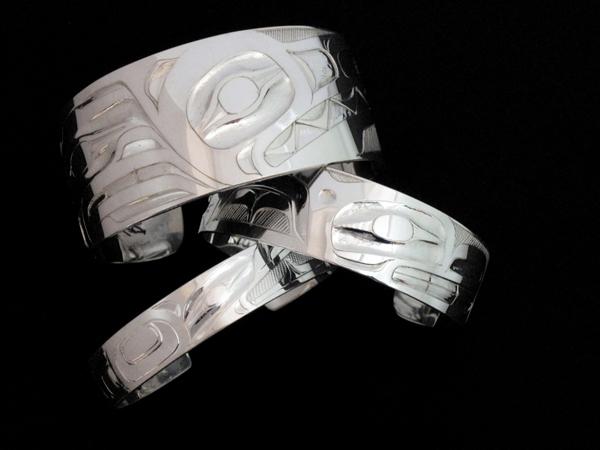 Bracelets by Alvin Adkins