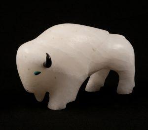 Marble Buffalo by Jason Noel