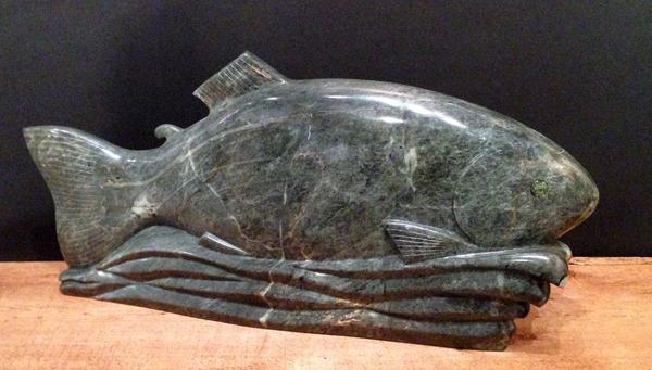 Salmon<br />Charles Brown