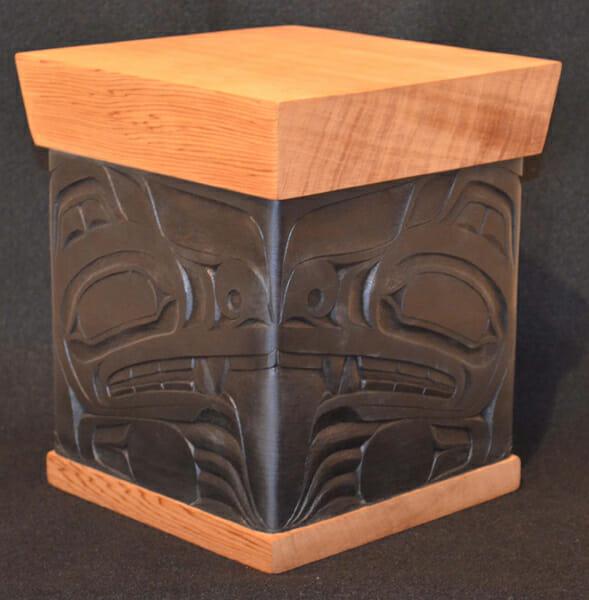 Wasco Bentwood Box<br />Ernest Swanson