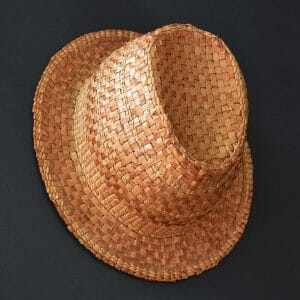Cedar Hat by Blossom Edgar
