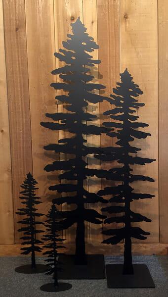 Metal Trees<br />