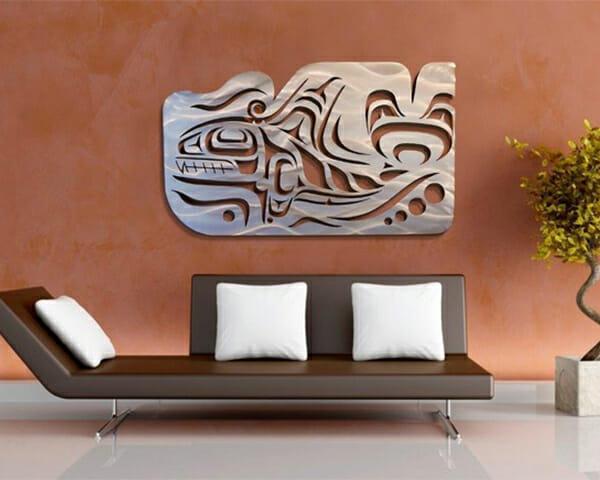 Whale Panel<br />Noel Brown