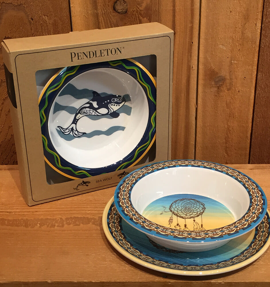 Dish Set by Pendleton