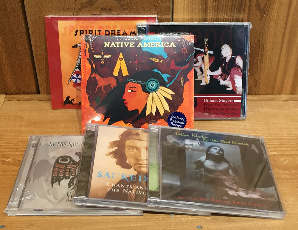 Native Sounds CDs