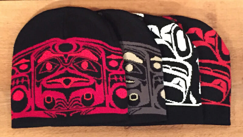 Native Design Toques