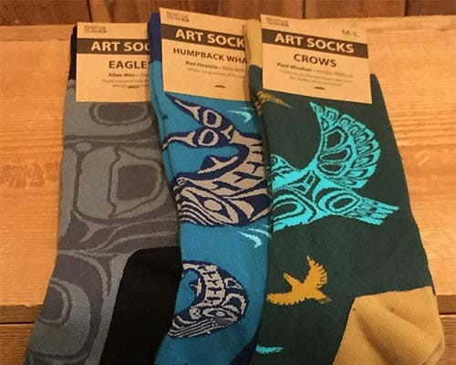 Native Design Socks