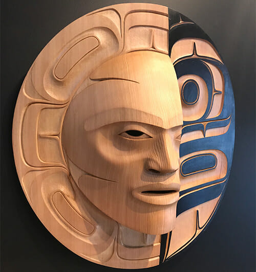 Klatle-Bhi Transition Eclipse Mask