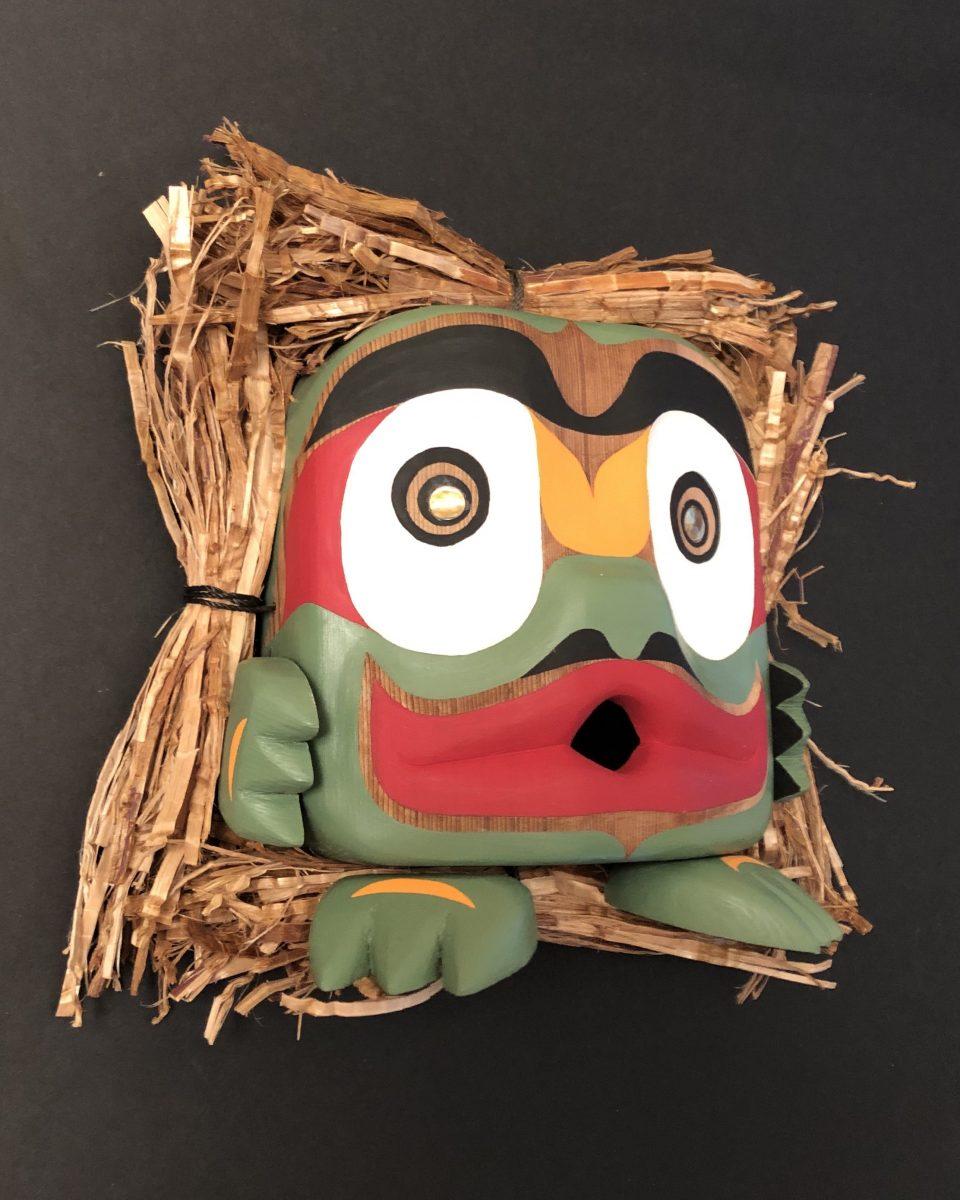 Frog Mask<br />Rupert Scow