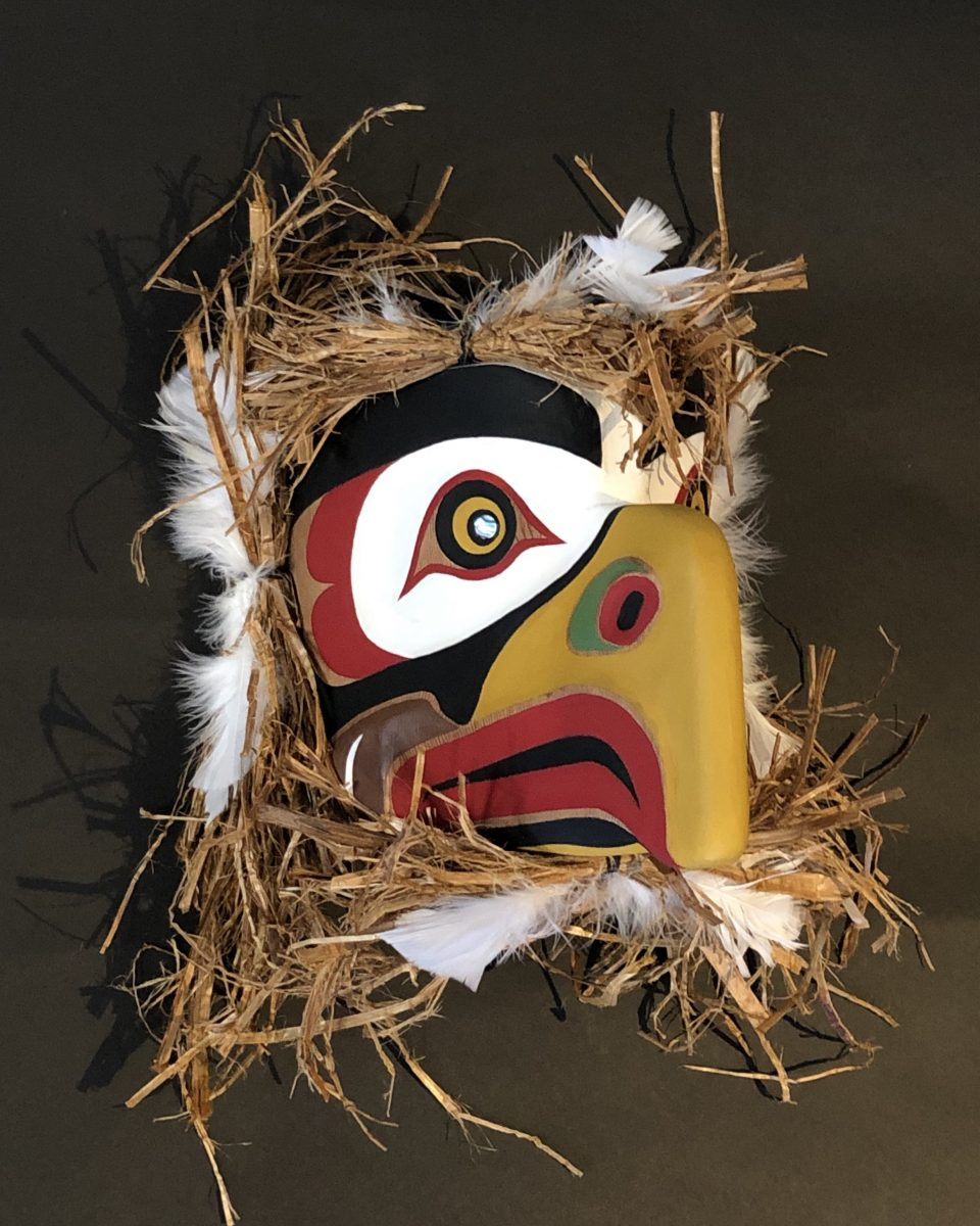 Eagle Mask<br />Rupert Scow